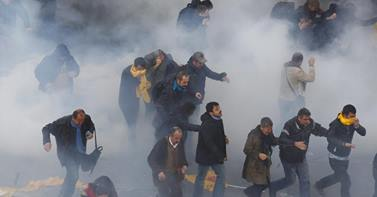 turchia sciopero