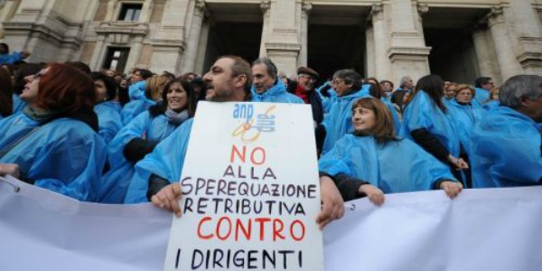 sciopero presidi