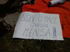 mensa sciopero